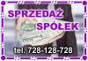 Sprzedam Spółkę - 728-128-728 kapitał 15.000.000,00 zł